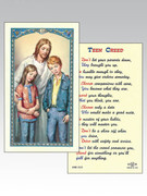 Holy Cards: 800 SERIES - Teen Creed