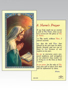 Holy Cards: 800 SERIES - Nurses Prayer
