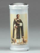 Devotional Candle, St Martin de Porres