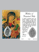 Window Charm Prayer Card: OLPS (LC134)