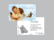 Window Charm Prayer Card: Friendship