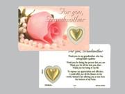 Window Charm Prayer Card: Grandmother