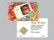 Window Charm Prayer Card: Birthday