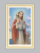 Memorial Cards Good Shepherd (HC9411)