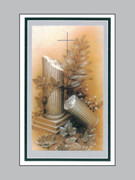 Memorial Cards: Brocken Column