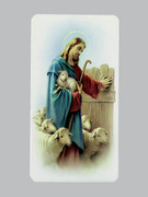 Holy Cards: Alba Series - Good Shepherd