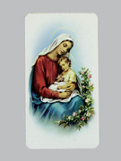 Holy Cards: Alba Series - Mother & Child