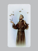 Holy Cards: Alba Series - St Francis