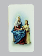 Holy Cards: Alba Series - St Anne