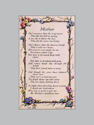 Holy Verse Cards (pkt100) Mother