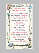 Holy Verse Cards (pkt100): God Sent Girl