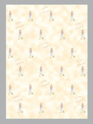 Wrapping Paper: Christening (WPB05)