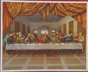 10 x 8 Print: Last Supper #2