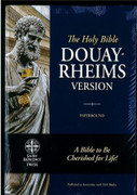 Douay-Rheims Version, The Holy Bible paperbound