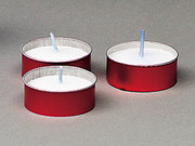Devotional Candles: 5hr Metal Bulk Box 500