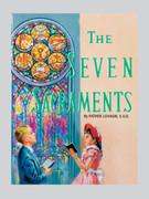 Childrens Book (StJPB): #278 The Seven Sacraments