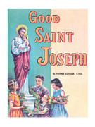 Childrens Book (StJPB): #283 Good St Joseph
