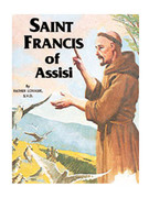 Childrens Book (StJPB): #286 St Francis of Assisi