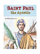 Childrens Book (StJPB): #289 St Paul the Apostle
