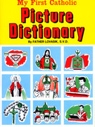 Childrens Book (StJPB): #306 My First Picture Dictionary
