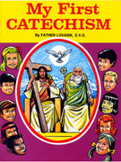 Childrens Book (StJPB): #382 My First Catechism