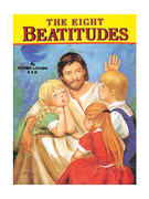 Childrens Book (StJPB): #384 The Eight Beatitudes