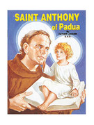 Childrens Book (StJPB): #386 St Anthony of Padua
