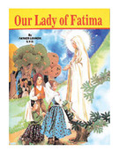 Childrens Book (StJPB): #387 Our Lady of Fatima