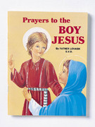 Childrens Book (StJPB): #388 Prayers to the Boy Jesus
