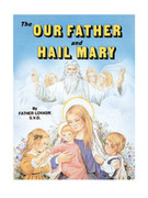Childrens Book (StJPB): #389 Our Father and Hail Mary