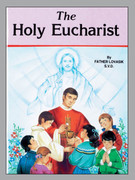Childrens Book (StJPB): #397 The Holy Eucharist