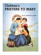 Childrens Book (StJPB): #488 Children's Prayers to Mary