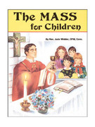 Childrens Book (StJPB): #489 Mass for Children