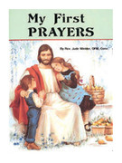 Childrens Book (StJPB): #490 My First Prayers
