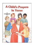 Childrens Book (StJPB): #496 Prayers in Verse