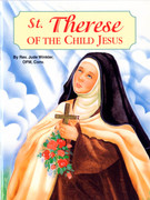 Childrens Book (StJPB): #515 St Therese of the Child Jesus