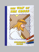 Childrens Colouring Book (Malco): Way of the Cross