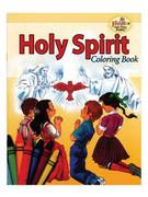 Childrens Colouring Book (StJCB) - The Holy Spirit