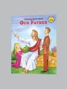 Childrens Colouring Book (StJCB) - Our Father