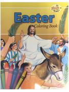 Childrens Colouring Book (StJCB), Easter