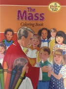 Childrens Colouring Book (StJCB) - The Mass