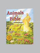 Childrens Colouring Book (StJCB) - Animals of the Bible