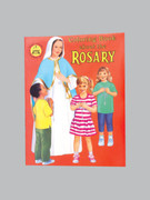 Childrens Colouring Book (StJCB) - Rosary