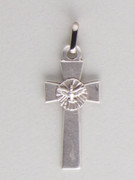 Confirmation Medal: Cross/Spirit (CR13202)