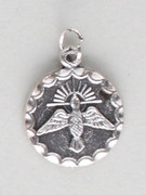 Confirmation Medal: Round Spirit (METSS18S)