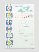 Confirmation Certificate: Modern Symbols (CEF070)