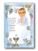 Combined Cards(Pkt6): Grandson (CDCF5553)