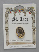 Patron Saint Pin: St Jude Patron of the Hopeless (TS06)
