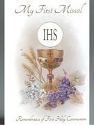 Children's Missal, 1st Communion Paperback Symbol(BK4110S)