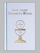 St Joseph Children's Missal Hardback White